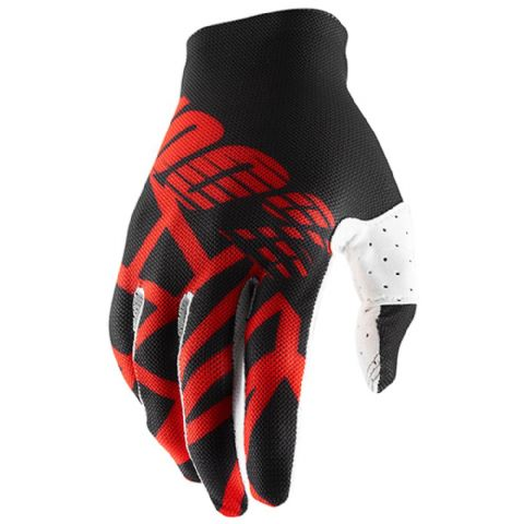 CELIUM 2 100% Glove Black/Red/White